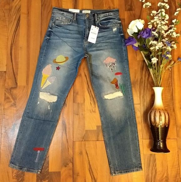 Zara Denim - Zara Woman Miss Sunshine Jeans